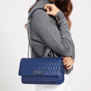 Guess Brinkley Crossbody Bag Overpled Blue