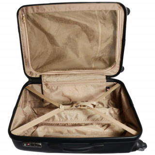 Delsey Schedule Valise Trolley 4 roues 64 cm interieur