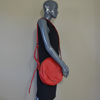 Paul Marius L'Ecrin Bag Red Strap