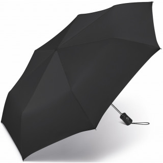 Happy Rain Parapluie Homme Pliant Automatique Black