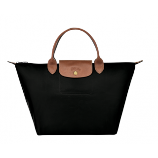 Longchamp Le Pliage Original Sac A Main M Noir