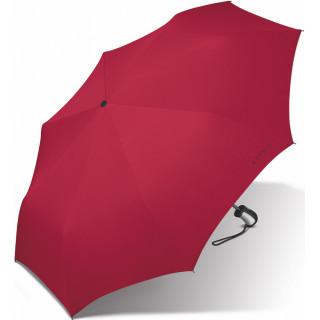 Esprit Umbrella Women's Automatic Flag Red