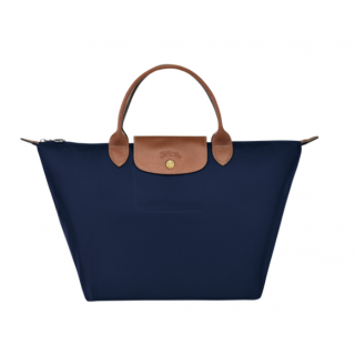 Longchamp The Original Plyage Bag A Main M Marine