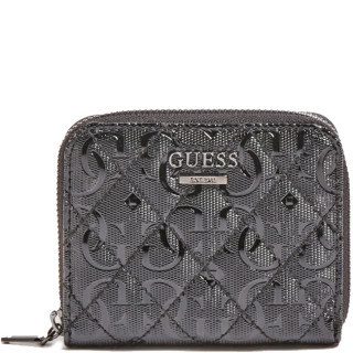 Guess Lola Black Compact Wallet