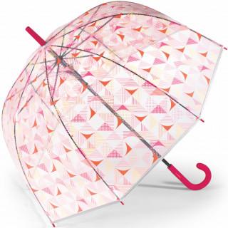 Esprit Parapluie Femme Cloche Automatique PVC Transparent