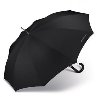 Pierre Cardin Parapluie Femme Canne Automatique Black