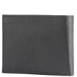 Tommy Hilfiger Business Portfolio Men in Black Leather