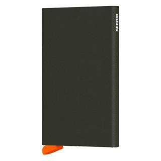 Secrid Porte-Carte Cardprotector Powder Moss