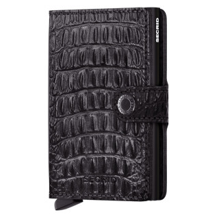 Secrid Door Miniwallet Nile Black Card