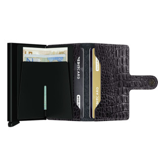 Secrid Porte Carte Miniwallet Nile Black