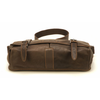 Arthur & Aston Johany Bag Leather Chataigne