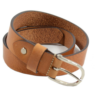 Jean Louis Fourès Leather Belt 25mm F50856 Gold