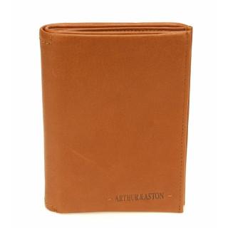 Arthur & Aston Johany Portfolio Men's Leather Cognac