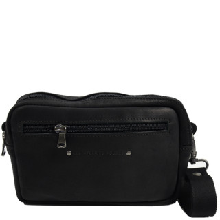 Jean Louis Foures Baroudeur Black Travel Pocket