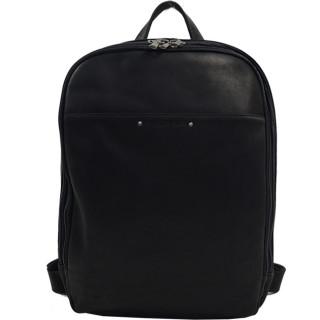 Jean Louis Foures Baroudeur Back Bag PC 14-inch Black