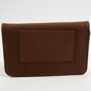 Jean Louis Fourès Baroudeur Pocket Belt Iphone X F998 Cognac
