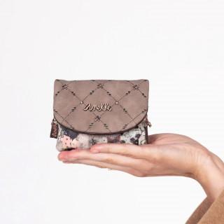 Anekke Universe Brown Wallet