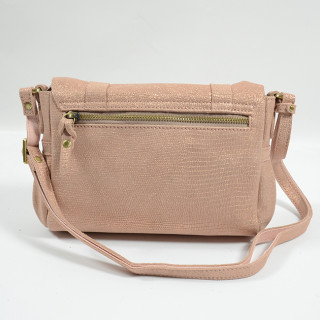 Mila Louise Mahe New L Hand Worn Nude Bag