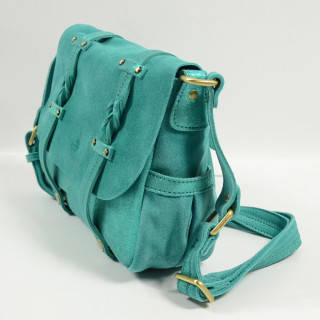 Mila Louise Oless X Crossbody Bag Spark Croute Salicorne