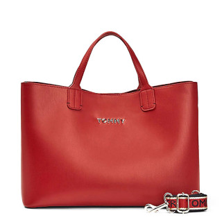 Tommy Hilfiger Iconic Sac Shopping Arizona Red