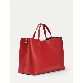 Tommy Hilfiger Iconic Bag Shopping Arizona Red