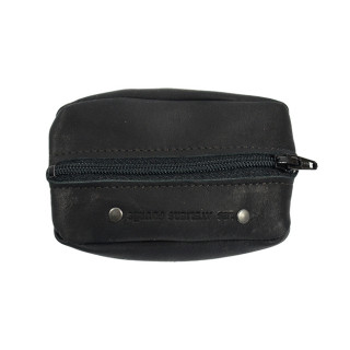 Jean-Louis Fourès Baroudeur Porte-Monnaie 2 compartments Black coffee bean