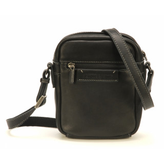 Arthur & Aston Johany Petite Pocket Black Shoulder
