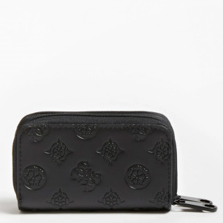 Guess Annabel Black Compact Wallet