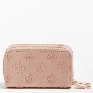 Guess Annabel Compact Rose Clair Wallet