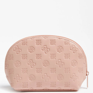 Guess Annabel Trousse De Toilette Rose Clair