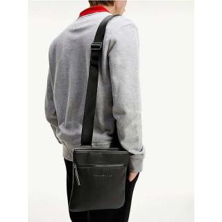 Tommy Hilfiger Essentials Grande Sacoche Homme Black