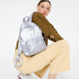 Eastpak Orbit Sac à Dos XS 18y Satin Silver
