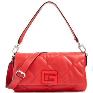 Guess Brightside Shoulder Bag and Red Pocket