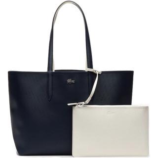 Lacoste Bag Cabas Reversible Anna Eclypse Flour