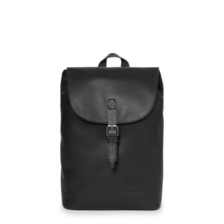 Eastpak Casyl Leather Back Bag 64O Black Ink Leather