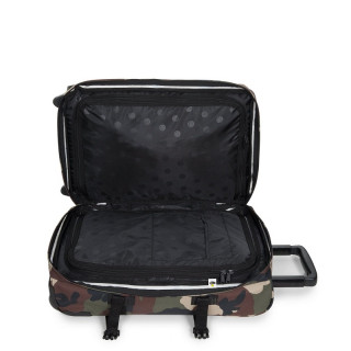 Eastpak Tranverz S TSA A93 Smiley Camo Travel Bag