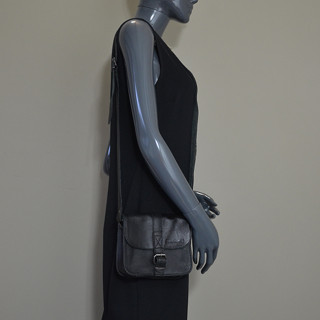 Paul Marius Lessentiel Crossbody Bag Black