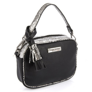 Les Tropéziennes Makalu Crossbody Bag Black