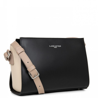 Lancaster Constance Worn Travers 437-02 Black-Nude Clear Nude-Fonce