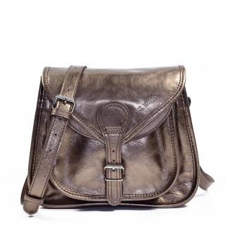 Paul Marius LaBesace Crossbody Bag Copper Metal