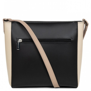 Lancaster Constance Crossbody Bag Bucket 437-11 Black Nude Light Dark Nude