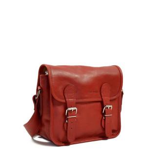 Paul Marius Lasacoche S Crossbody Bag Carmin Red