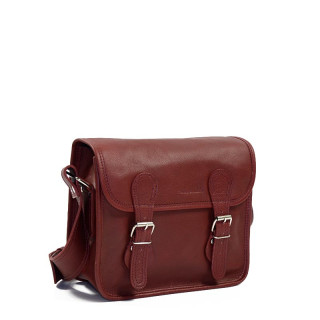Paul Marius LaSacoche S Crossbody Bag Bordeaux