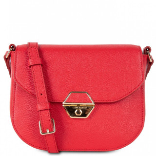 Lancaster Delphina Small Crossbody Bag 527-50 Red