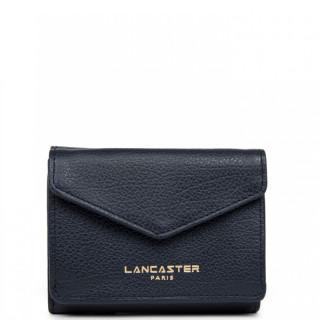 Lancaster Dune Wallet Back to Back 129-24 Dark Blue