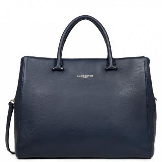 Lancaster Dune Handbag 529-52 Blue Fonce