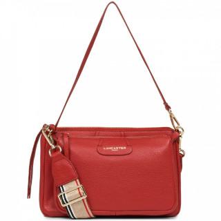 Lancaster Dune Bag Double Pocket 529-57 Red