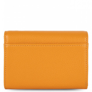 Lancaster Foulonne Double Wallet 170-20 Yellow
