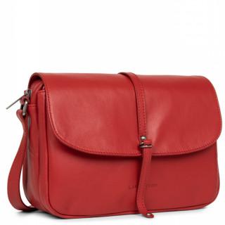 Lancaster Soft Vintage Nova Crossbody Bag 578-26 Red