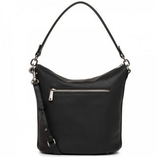 Lancaster Soft Vintage Axelle Bucket Bag 578-97 Black